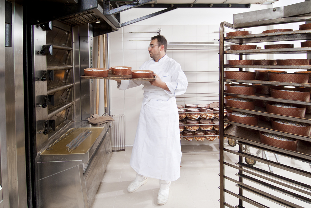 rack oven bakery