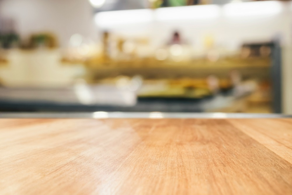 But For A Bakery, The Decision Isnu0027t So Simple. When Your Focus Is  Dough Based Products, You May Want To Consider A Wood Table.