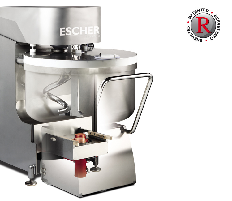 Escher Mr Professional baking equipment