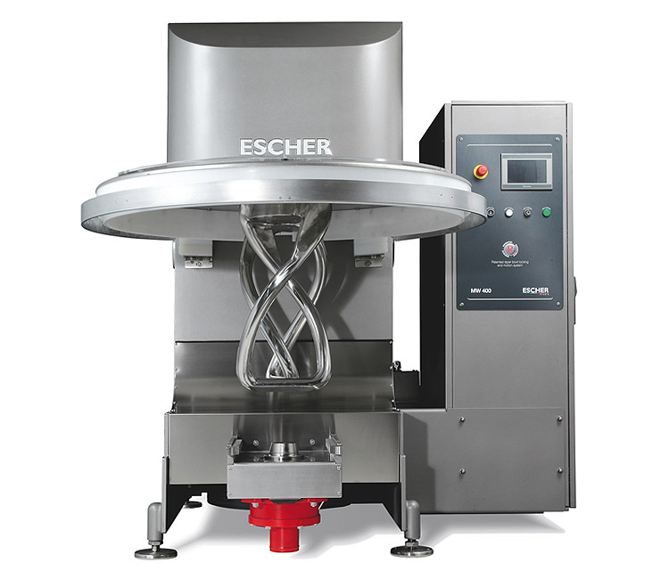 Escher MW baking equipment