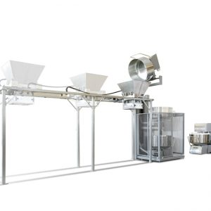 ESH baking equipment