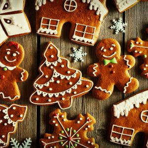 Baking with Gingerbread
