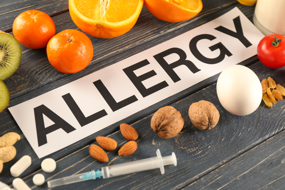 Pay Attention to Food Allergies