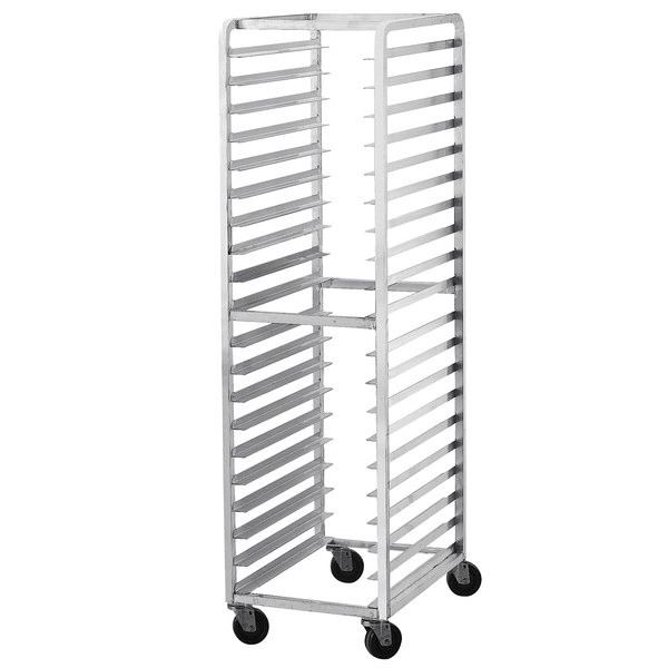 WE301INST Pan Rack