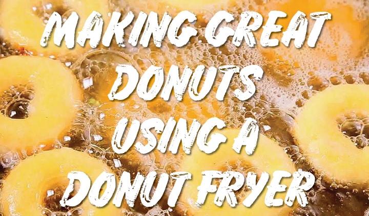 Making Great Donuts Blog Post