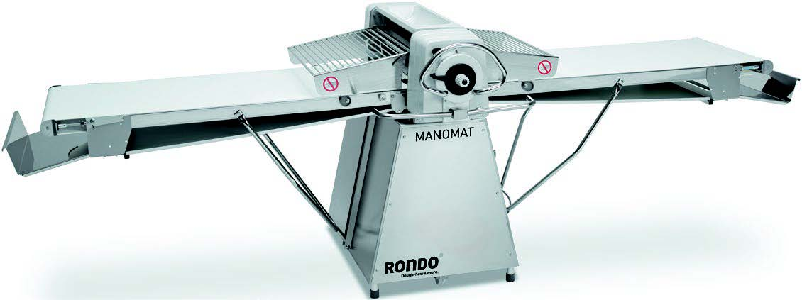 Rondo 675 Dough Sheeter