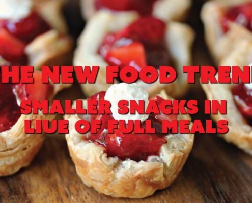 Smaller Snacks Blog Post