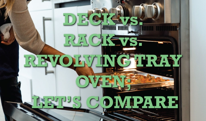 Comparing Ovens Blog Post