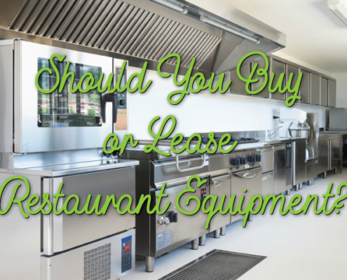 Should You Buy or Lease Restaurant Equipment Blog Post