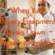 Equipment Breaking Blog Post